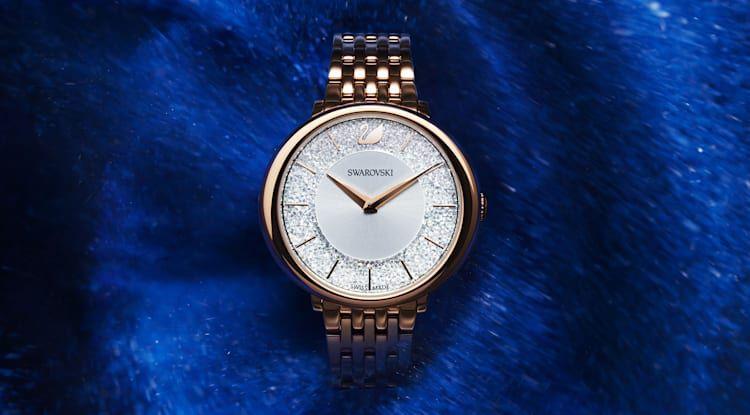 swarovski watch collection
