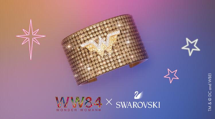 swarovski wonder women