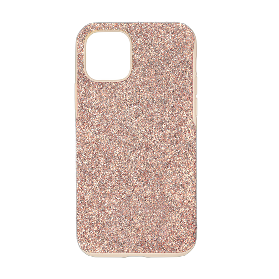 High Smartphone Case with Bumper, iPhone® 12/12 Pro, Pink
