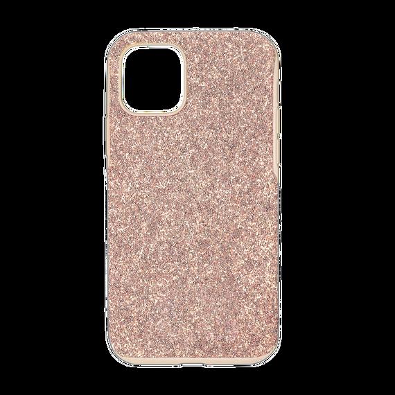 High Smartphone Case with Bumper, iPhone® 12 mini, Pink