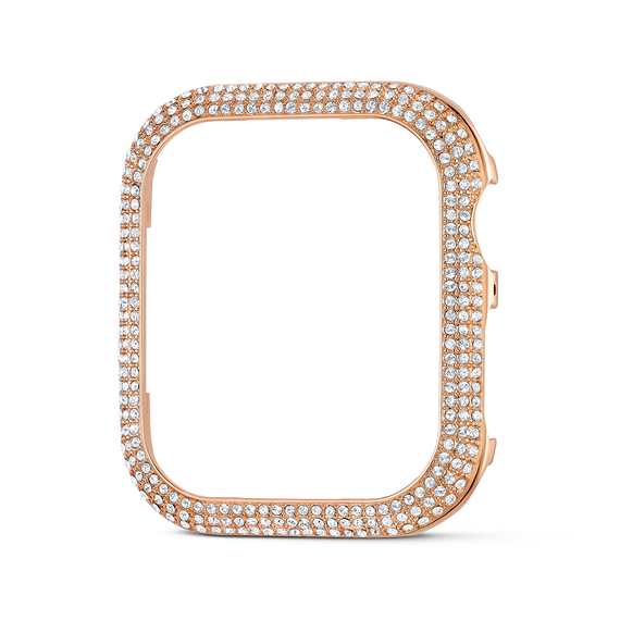 40mm Sparkling Case Compatible with Apple Watch®, Rose-Gold Tone
