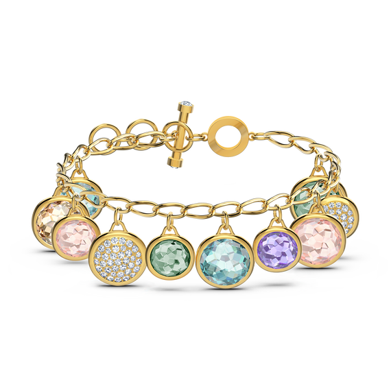 Tahlia Elements Bracelet, Gold-tone plated