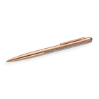 Crystal Shimmer Ballpoint Pen, Rose-gold tone, Rose-gold tone plated