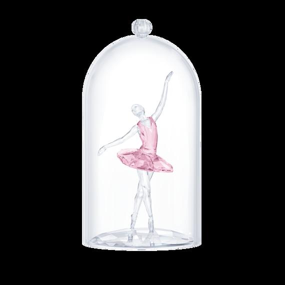 Ballerina under Bell jar