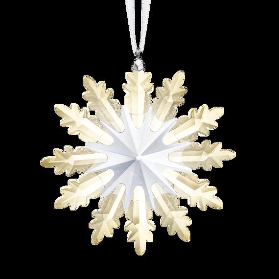Winter Star Ornament