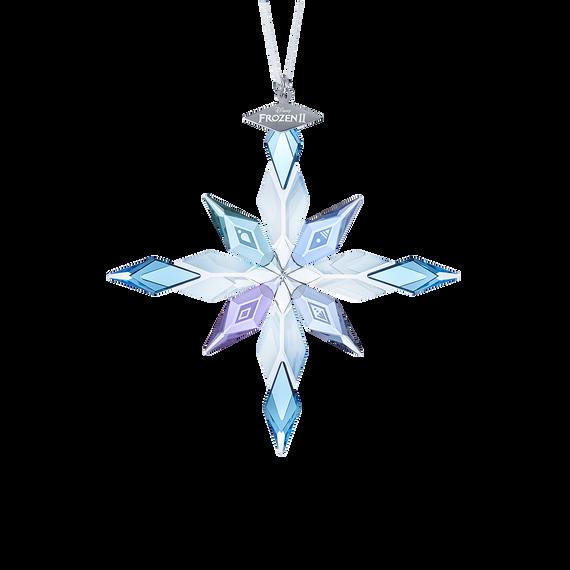 Frozen 2 Snowflake Ornament