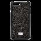 Glam Rock Smartphone Case With Bumper, Iphone® 7 Plus, Black