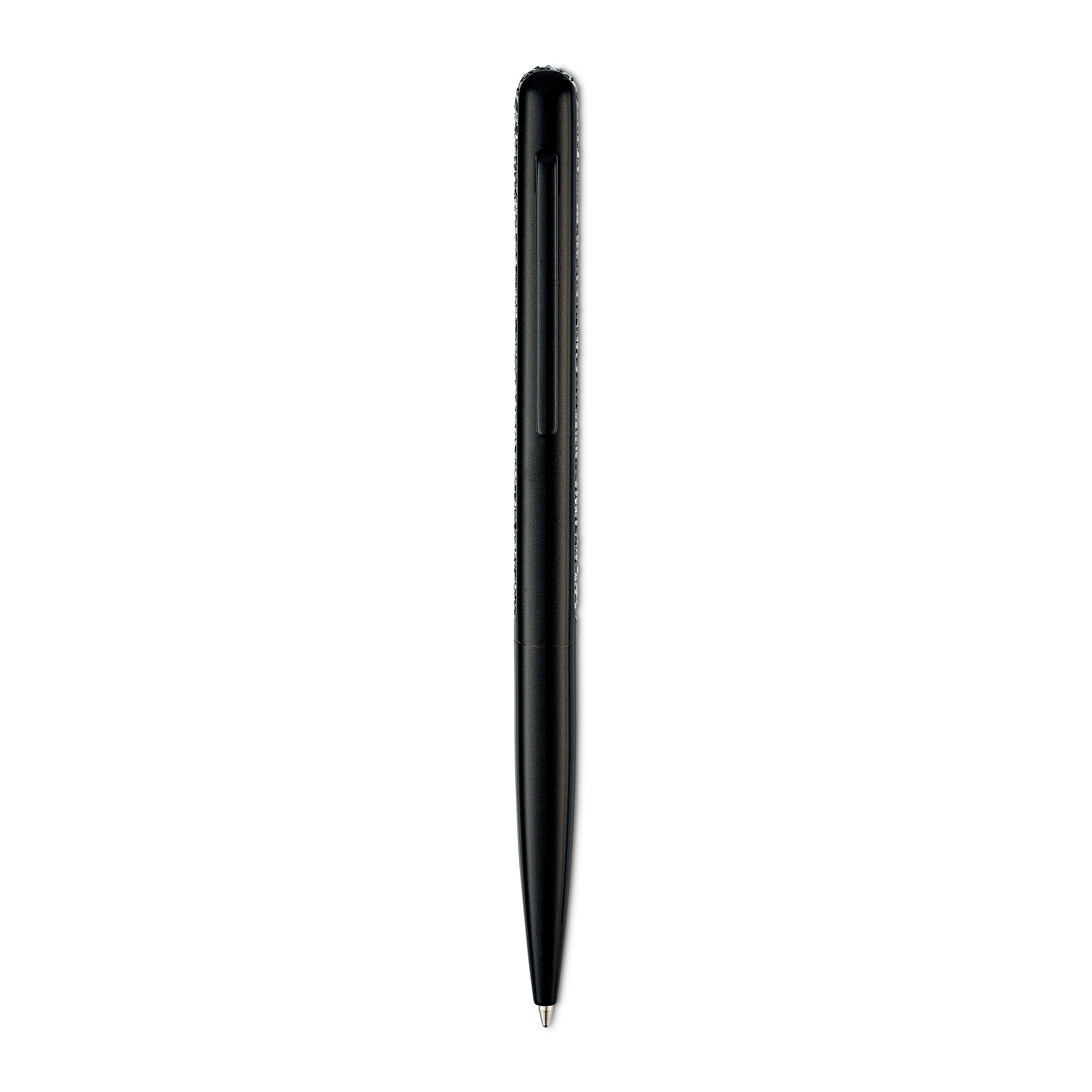 Crystal Shimmer Ballpoint Pen, Black