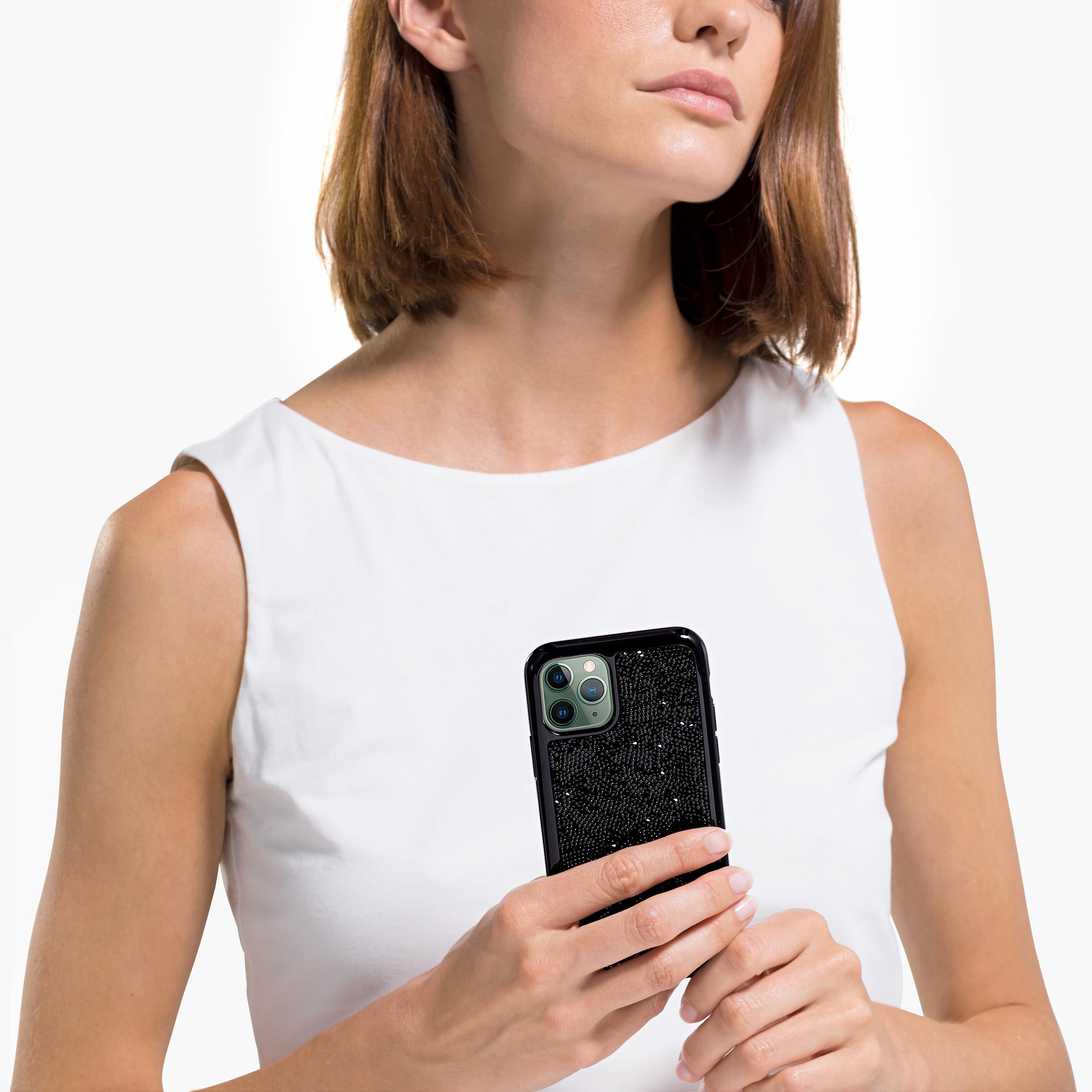 Glam Rock Smartphone Case, iPhone® 11 Pro, Black
