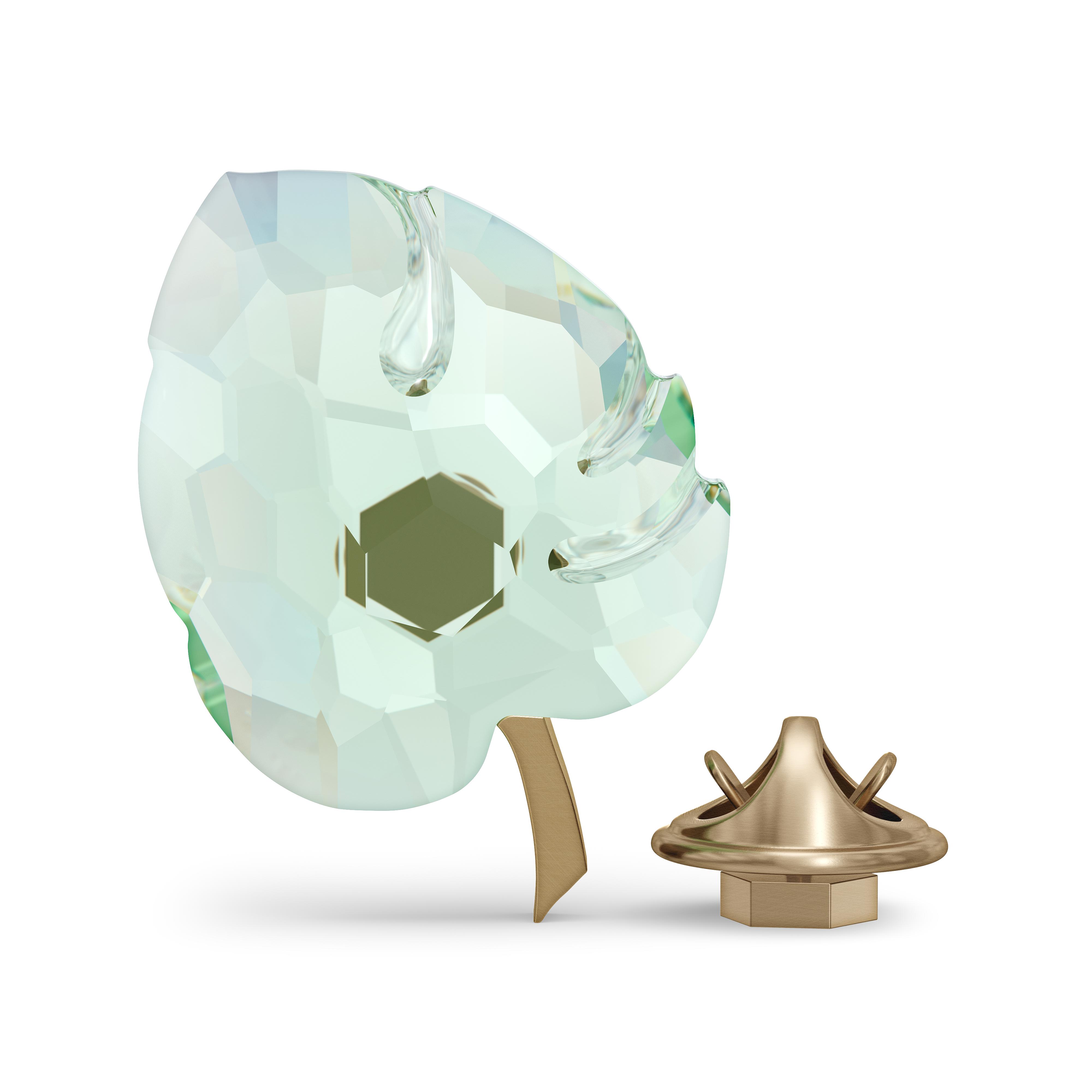 Jungle Beats Leaf Magnet, Green, Large